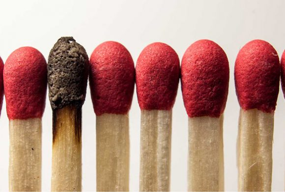 Burnout in the third sector