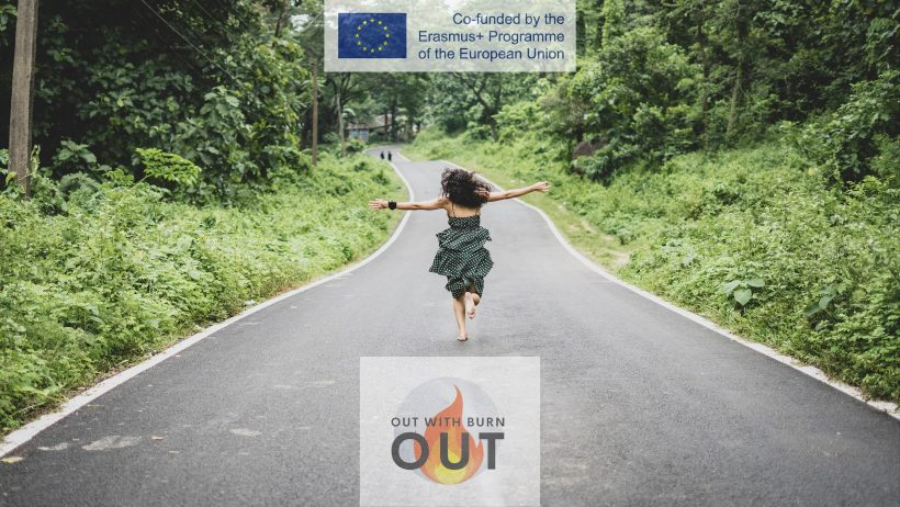 """Erasmus+ KA2 project """"Out with burn out"""""""